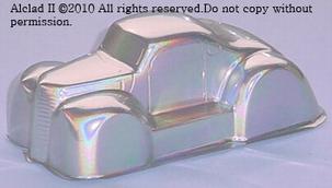 Alclad Spectral Chrome
