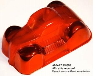 Alclad Transparent Red