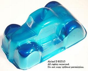 Alclad Transparent Blue
