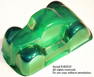 Alclad Transparent Green