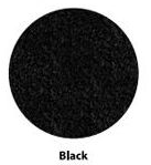 Flock Folie Black