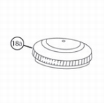 Lid Cup HP-TR1