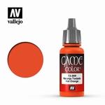 Vallejo Game Color Hot Orange