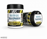 AK Watergel Transparent 250 ml.