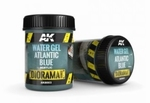 AK Watergel Atlantic Blue 250ml.