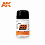 AK Odorless Terpentine 25ml.