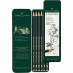 Faber Castell 9000 Grafietpotloden Set 6st.