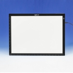 Lightcraft A3 LED lightbox with dimmer
