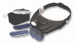 Lightcraft Deluxe Headband magnifier kit