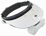 Lightcraft Pro Led Headband Magnifier Kit