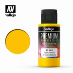 Vallejo Premium Opaque Basic Yellow
