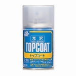 Mr. Hobby Mr. Topcoat Gloss