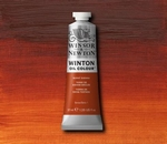 Winsor & Newton Winton Burnt Sienna