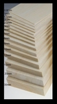 Balsa plank  4mm x10cm.