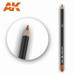 AK10011 Light Rust Weathering Pencil