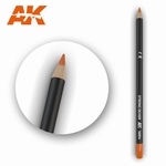 AK10014 Strong Ocher Weathering Pencil