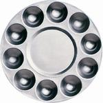 Aluminium Mengschaal Rond 17cm