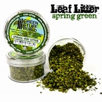 GSW Leaf Litter (Bladeren) Spring Green