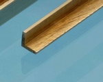 Albion Brass Angle 90° 1mm x 1mm
