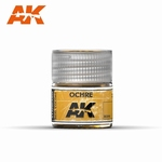 AK Real Colors Ochre