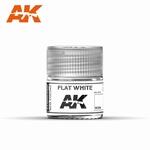 AK Real Colors Flat White