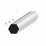 Hexagonaal profiel 6mm