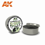 AK Camouflage Elastic Putty