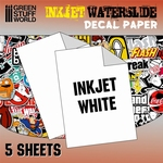 GS Waterslide Decal Inkjet