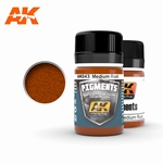 AK MEDIUM RUST PIGMENT