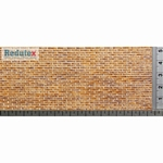 032LD121 Brick Plain Bond (Polychrome)