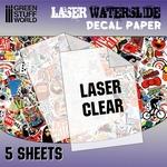 GS Waterslide Decal Laser