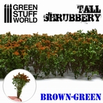 GSW Tall Shruberry Brown Green
