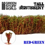 GSW Tall Shruberry  Red-Green