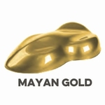 Custom Creative Kandy Mayan Gold