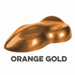 Custom Creative Kandy Orange Gold
