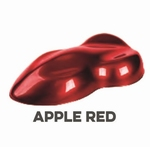 Custom Creative Kandy Apple Red
