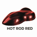 Custom Creative Kandy Hot Rod Red