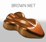 Custom Creative Base Metallic Brown Met
