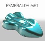 Custom Creative Base Metallic Emerald