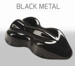 Custom Creative Base Metallic Black Metal