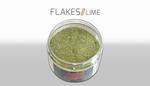 Custom Creative Flake Lime