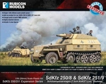220044 - SdKfz 250/251 Expansion Set- SdKfz 250/8 & 251/9 St