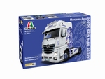 Italeri Mercedes-Benz ACTROS MP4 Giga Space