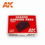 AK Coarse Sanding Pads 220 Grit