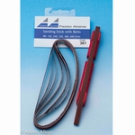 Albion Sanding Stick With Belts Assorted