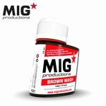 MIG Brown Wash P221
