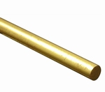 Messing Draadprofiel 1,5mm