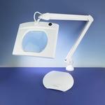 Lightcraft Rectangular long Reach Magnifier Lamp LED