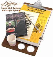 Kafka Pinstriping Kit 'The System'