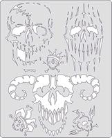 Artool Curse Of Skull Master Evil Horde